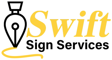 Swift Sign Services Logo